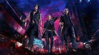 Devil May Cry 5 официальный трейлер 2018
