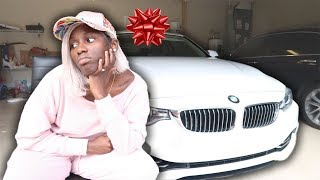 Surprising Eva With A New Car!! (She Wanted Something Else SMH)