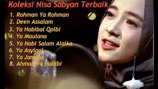 Nisa sabyan Termerdu -  bikin baper (2018)