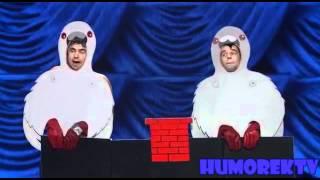 Kabaret Paranienormalni - Gołębie