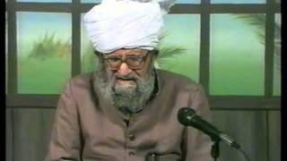 Urdu Dars Malfoozat #313, So Said Hazrat Mirza Ghulam Ahmad Qadiani(as), Islam Ahmadiyya