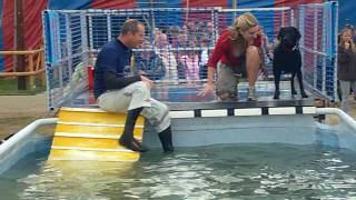 Jayda Trying Splash 'n' Dash