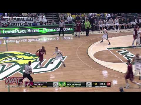 uvu:-men's-basketball-vs.-new-mexico-state-2014