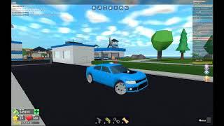 Roblox achat de la Dodge Charger dans Mad City
