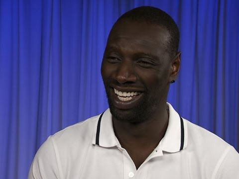French Star Omar Sy Learns Language of Hollywood