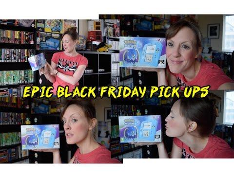 Pokémon Moon Nintendo 2DS Bundle & MORE - EPIC Black Friday Deals (TheGebs24)