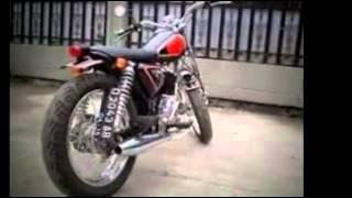 Modifikasi Motor CB Jap Style Custom Terbaru