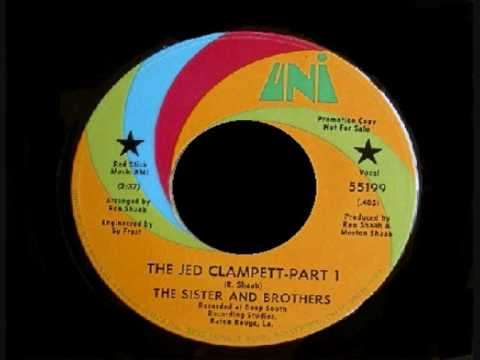 THE SISTER & BROTHERS- The Jed Clampett