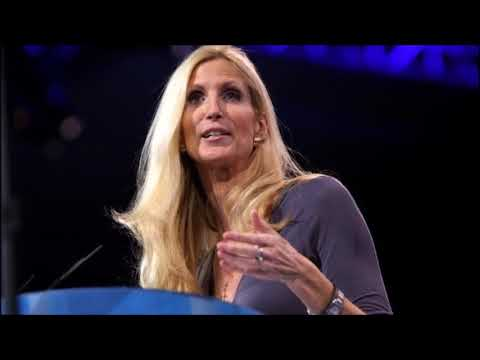 Ann Coulter Responds To YouTube HQ Shooting