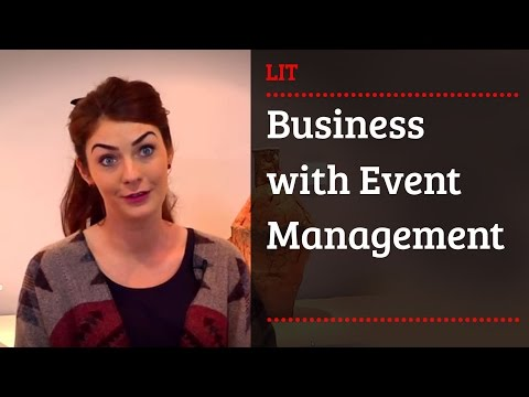 Business with Event Management LC294 - Limerick Institute of Technology - LIT