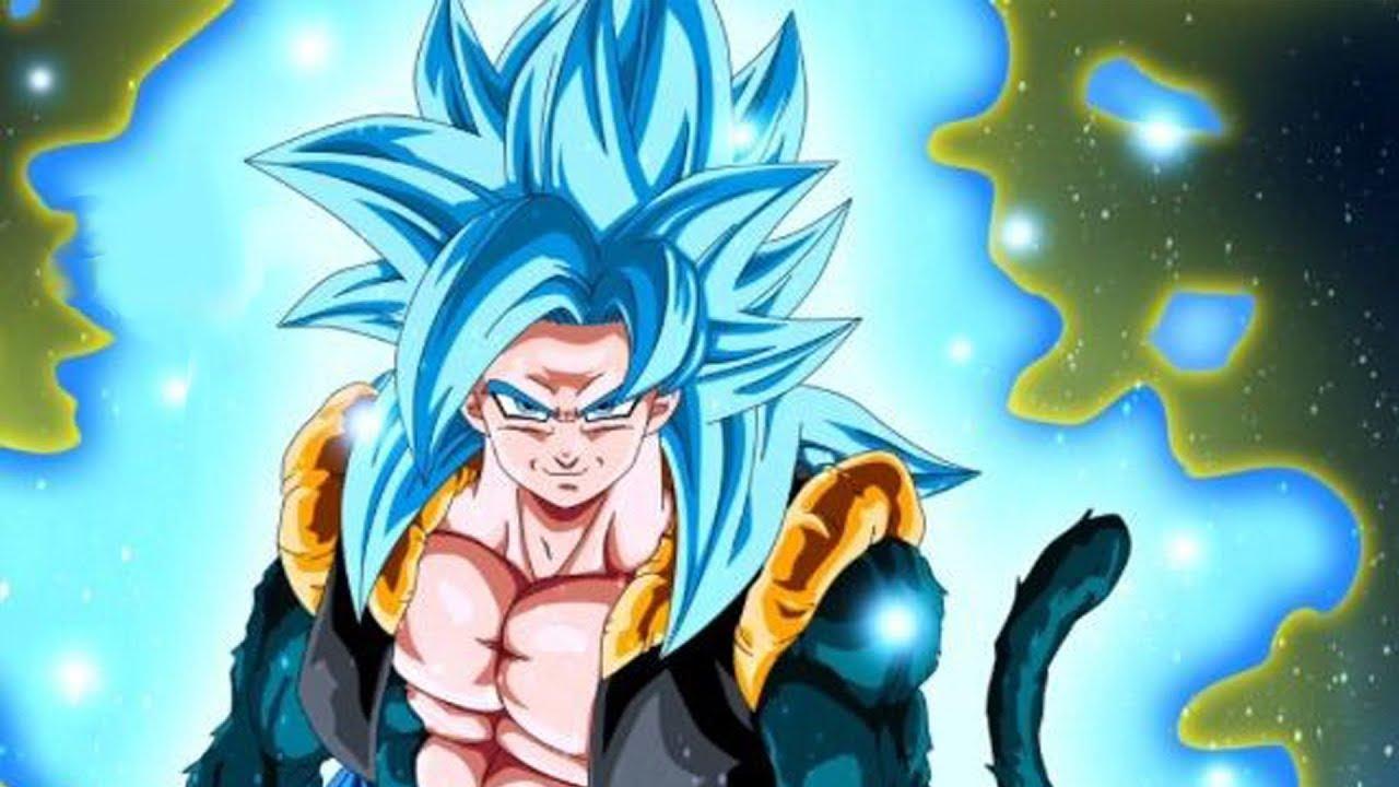 As es goku super saiyan 4 blue dragon ball super - Imagens de dragon ball super ...
