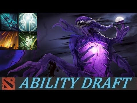 Support Heroes Can't Be CARRY?! | Ability Draft Gameplay Dota 2