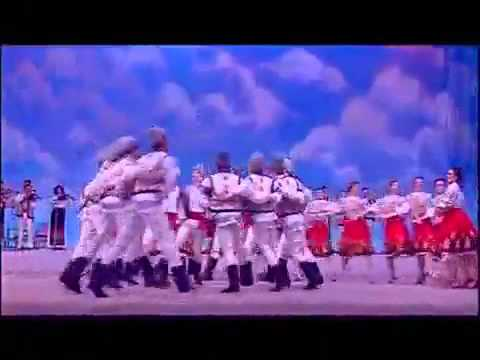 Ансамбль Жок. Молдавский танец