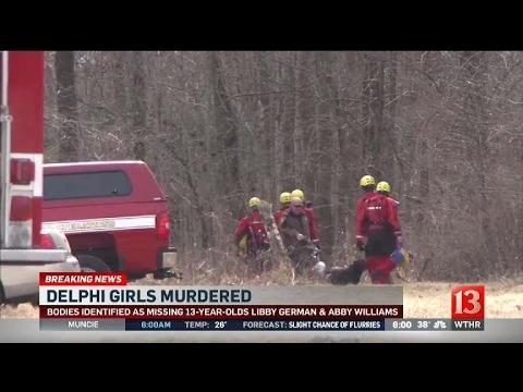 Delphi girls murdered