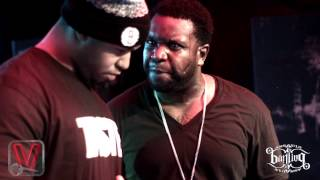 A&B Presents: Philly Swain Vs. Kg The Poet