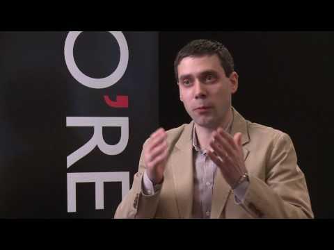 Andrew Savikas, VP of Digital Initiatives at O