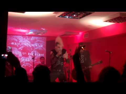 The Mescaline Babies - Ashtray Head live at Return to the Batcave festival