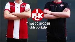 1. FC Kaiserslautern - Trikotpräsentation 2018/19