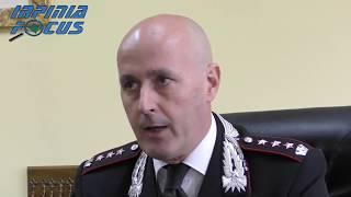 Intervista al neo Comandante Proviciale dei Carabinieri Col. Massimo Cagnazzo