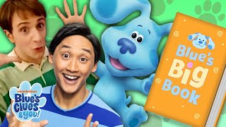 "Story Time with Josh & Blue #3 📖 ""Blue's Clues with Steve"" 