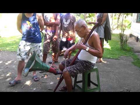 Cebu's Rare Musical Instrument