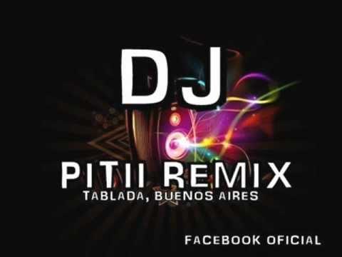 A QUE NO ME DURAS - ALEXIS Y FIDO - ACAPELLA MIX - DJ PITII RMX.