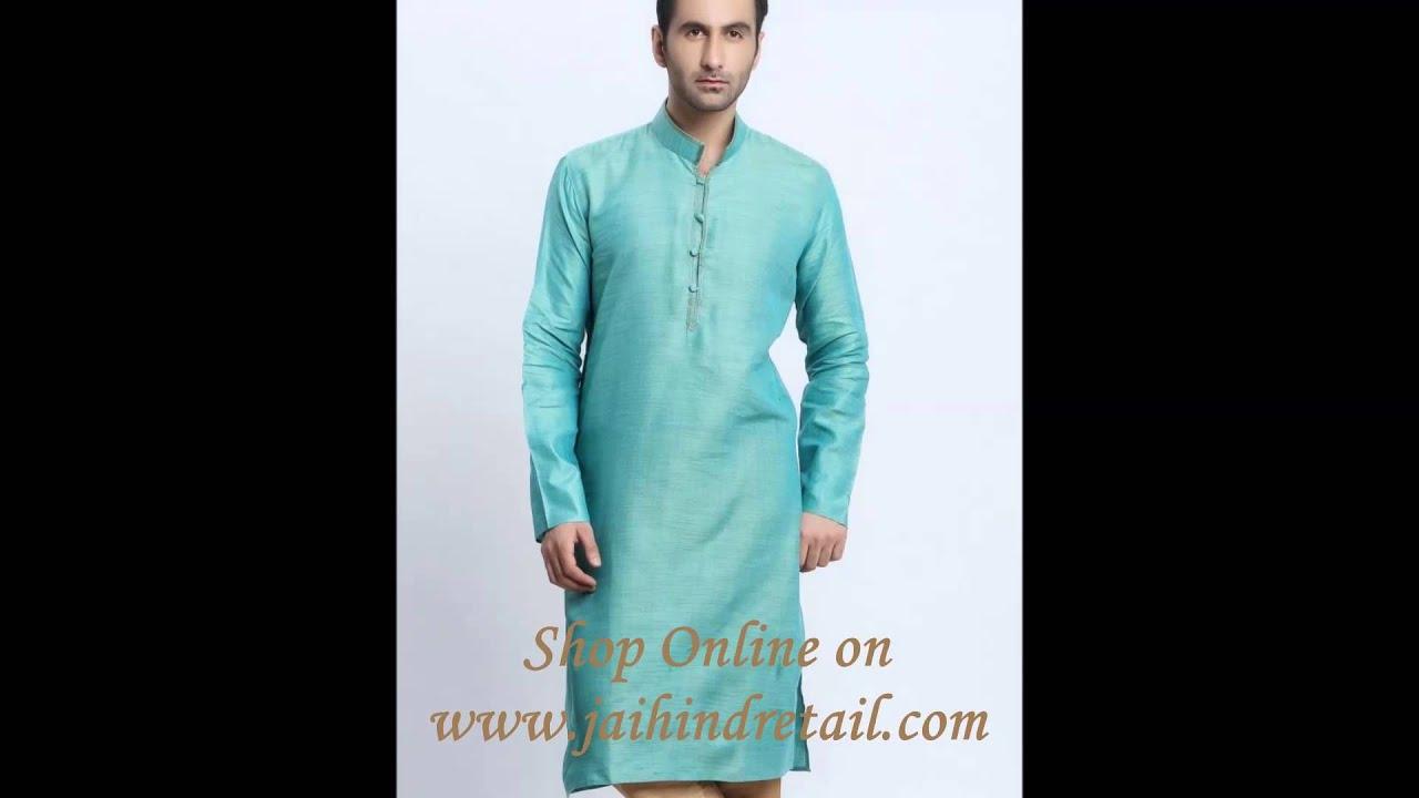 Kurta Sets | Jaihind Retail | Online Men Shopping | Ethnic Wear ...