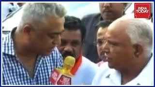 Yeddyurappa To Rajdeep Sardesai: Confident Of Forming Government | India Today Exclusive