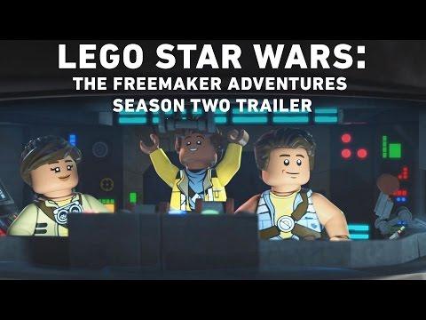 LEGO Star Wars: The Freemaker Adventures Season 2 Trailer (Official)
