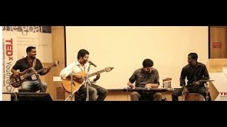 Grand Finale: SEAN ROLDAN & FRIENDS | a contemporary Indian Music Band | Svatantra 2015
