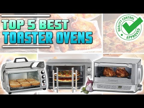 Best Toaster Oven   Top 5 Best Toaster Oven Reviews [2019]