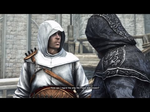 Assassin's Creed Revelations PS4 - Altair's Memory 1 (Saving Al-Mualim) PS4 Pro