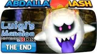 Luigi S Mansion 3DS 100 Walkthrough Episode 4 Final Boss King Boo Bowser Area 4