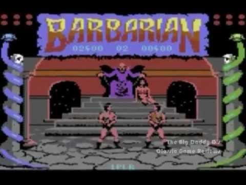 Top 15 Commodore 64 Games | The Big Daddy D's Classic Game Reviews