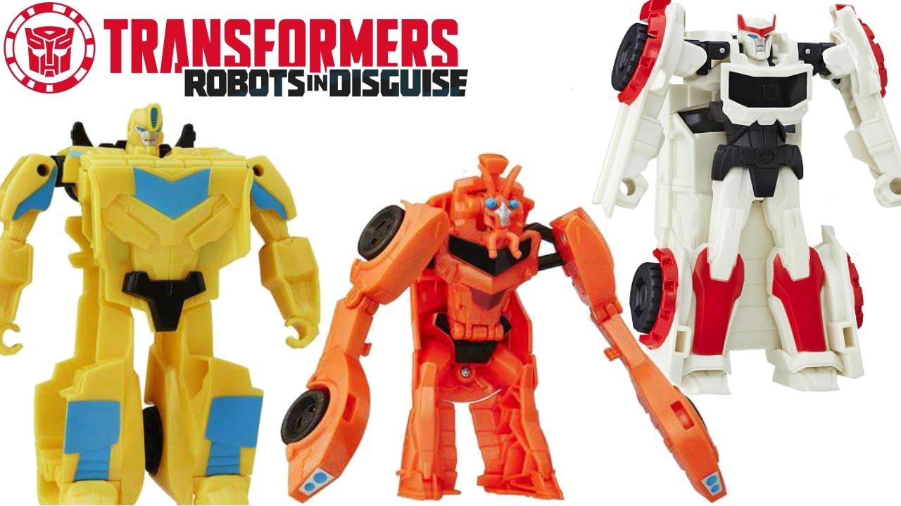 "Yr 2016 Transformers RID Combiner Force 1 Step Changer 5/""  Figure AUTOBOT DRIFT"