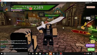 ROBLOX [Live Stream] continues pulling Dungeon Quest | Continute Help People Dungeo Quest by Hack