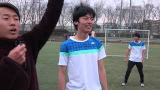 蹴球部×テニス部5番勝負〜ミニゲーム対決〜