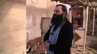 видео Церковь Введения в Барашах