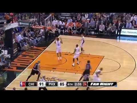 NBA 2013-14 Season Chicago Bulls Top 10 Plays