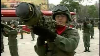 IGLA- S /SA-24 Grinch- Manpads en Venezuela