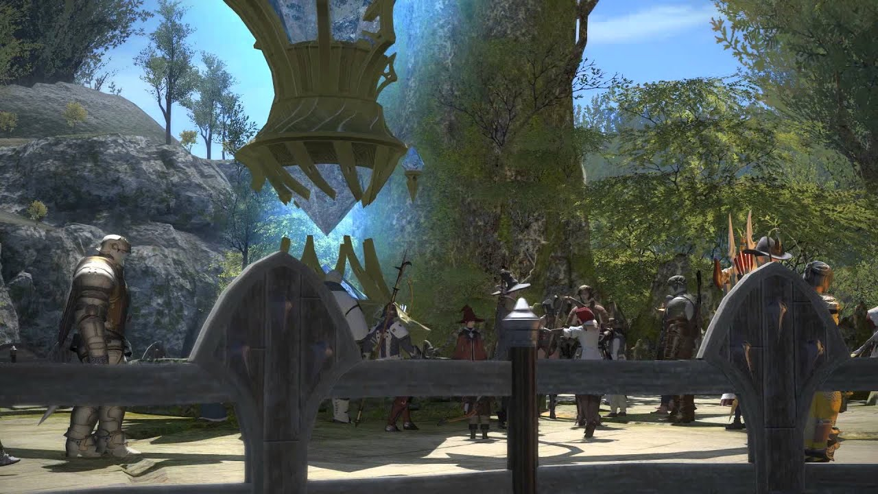 How Final Fantasy XIV taught me to love MMOs – Reader's