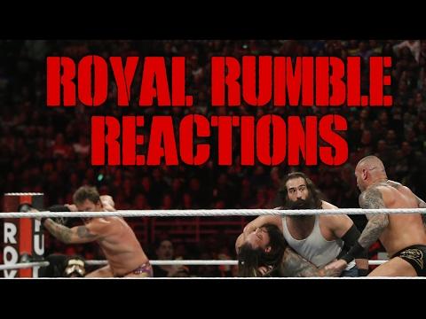 WWE Royal Rumble 2017 Reactions