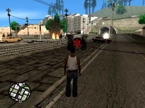 Gta San Andreas Amaterasu Mod V5
