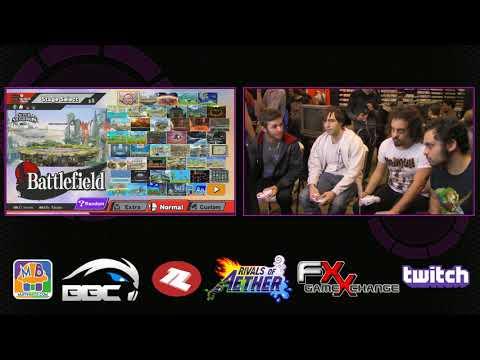 SW 151 - Hyrule Hero + Mew² vs Ados + Kaze - Grand Finals Smash 4