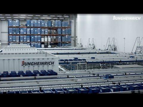 Logistikkonzept aus einer Hand – Unser Kunde Keller & Kalmbach (Langfassung)