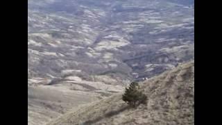 videoclip Sul cucuzzolo della montagna di FRAINE CH Italy