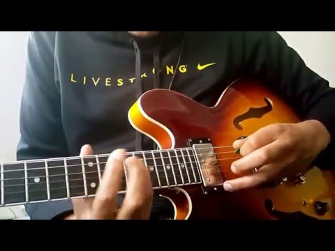 colour haze - love (guitar cover)