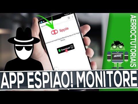 SPYZYE! MONITORE TUDO DE OUTRO CELULAR (ANDROID/IPHONE)
