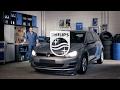 Cómo cambiar las lámparas de los faros de tu Volkswagen Golf VII - Philips automotive lighting