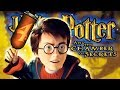 IT'S TIME TO D-D-DUEL!   Harry Potter and the Chamber of Secrets Ep. 4 (Drunk on Nostalgia)